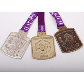 PL National Championships Custom Medal