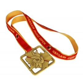 Warsaw Open Custom Medal