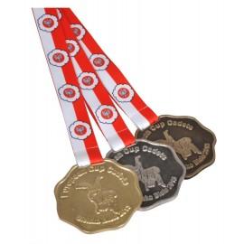 EC Cadets Custom Medal