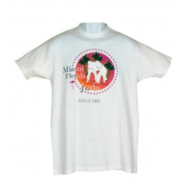 Miami Judo T-shirt White