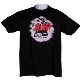 New York Judo T-shirt Black