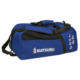 Matsuru Judogi Fabric Bag/Backpack