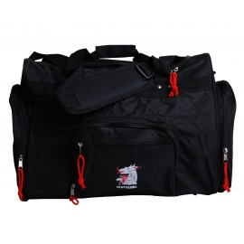 Matsuru Duffel Bag Black M