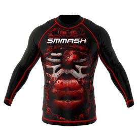 Rashguard Long Blood