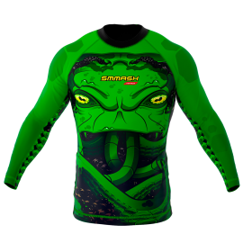Rashguard Long Octopus