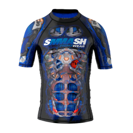 Rashguard Kids Fight Machine