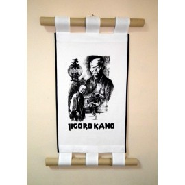 Jigoro Kano Tapestry big