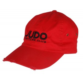 Judo Soft Cap Red