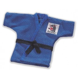 Matsuru Mini Gi Blue
