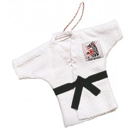 Matsuru Mini Gi White