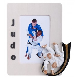 Judo Picture Frame Boy