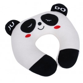 Judo Panda Traveler Pillow