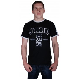 Judo Since 1882 T-shirt Black