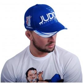 Judo Professional Matsuru Cap Blue
