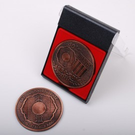 Custom Coins in Box