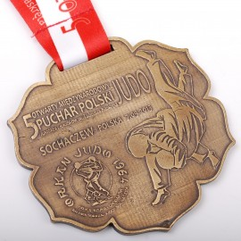 Polish Cup Custom Medal