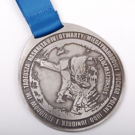 Polish Cup 2012 Custom Medal