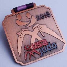 2016 USA JUDO medal
