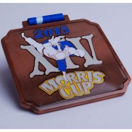 MORRIS CUP medal