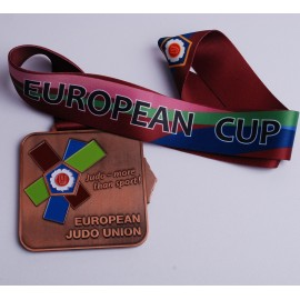 EUROPEAN CUP Cadets medal
