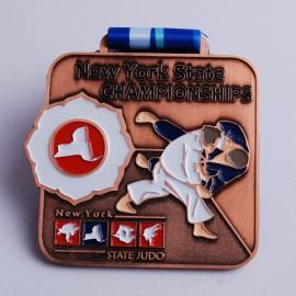 NEW YORK CHAMPIONSHIPS medal
