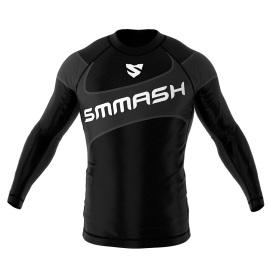 Rashguard Long Black Jack