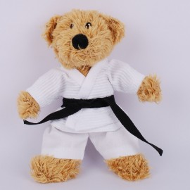 Timo Bear in judo Gi