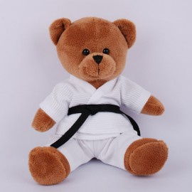 Brown Bear in Judo Gi