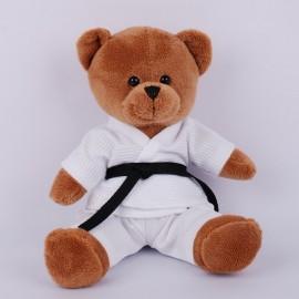 Brown Bear in Judo Gi