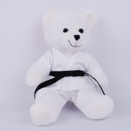 Polar Bear in Judo Gi