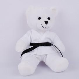 Polar Bear in Judo Gi