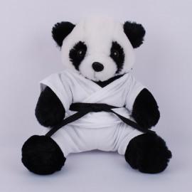 Panda in Judo Gi