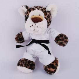 Panther in judo Gi