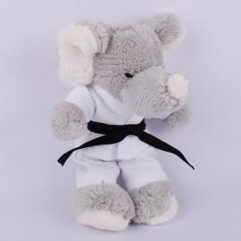 Elephant in judo Gi
