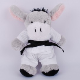 Donkey in judo Gi