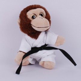 Little Monkey in judo Gi