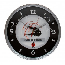 Judo Time Wall Clock