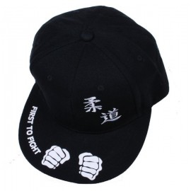 First to Fight Judo Full Cap