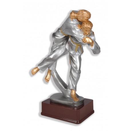 Judo Seoi-Otoshi Trophy Women