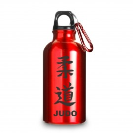 Judo Sport Bottle Red