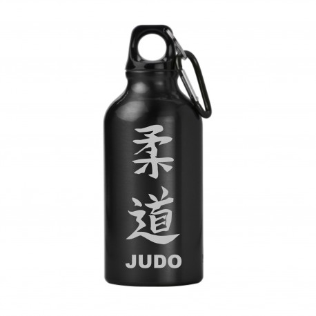 Judo Sport Bottle Black