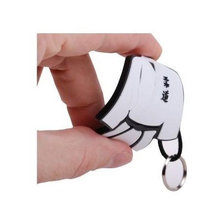 Soft PVC Gi keychain