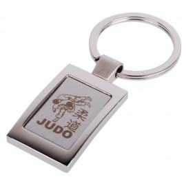 Judo Metal Keychain in Box