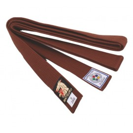 IJF Approved Brown Belt