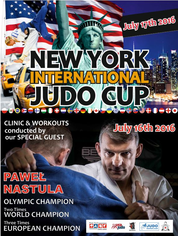 New York International Judo Cup and Clinic